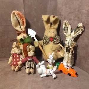 Easter Rabbit/Bunny Lot